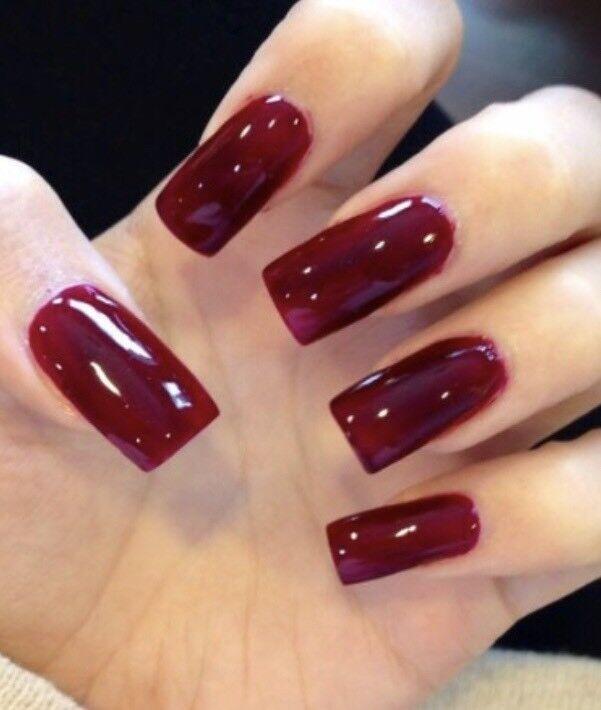 Full Set Acrylic Nails 15