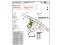 Building plot in rural Belgium with permission to build a detached single-family home