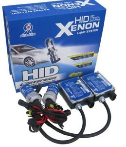 HID Full Kit with AC Ballast H1 H3 H7 9005 9006 H11