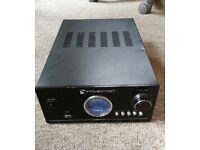 Audio Intimidation Amplifier