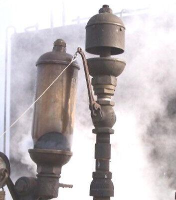 Make a Train STEAM WHISTLE Historical LUNKENHEIMER $8 - Train Whistle