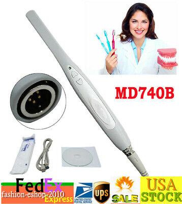 Md740b Dental Camera Intraoral Usb Digital Intra Oral Clear Images Focus Fast Us