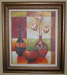 Picture of vases