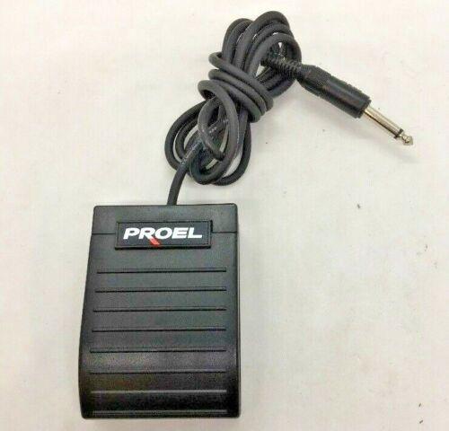 Proel PFS29 Pedal - Fast Shipping - B08