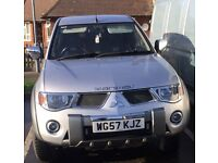 MITSUBISHI L200 ANIMAL PICK UP FOR SALE CHIGWELL ESSEX