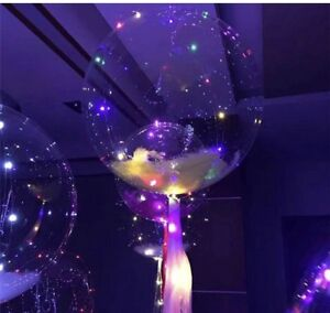 Led clear balloon snew