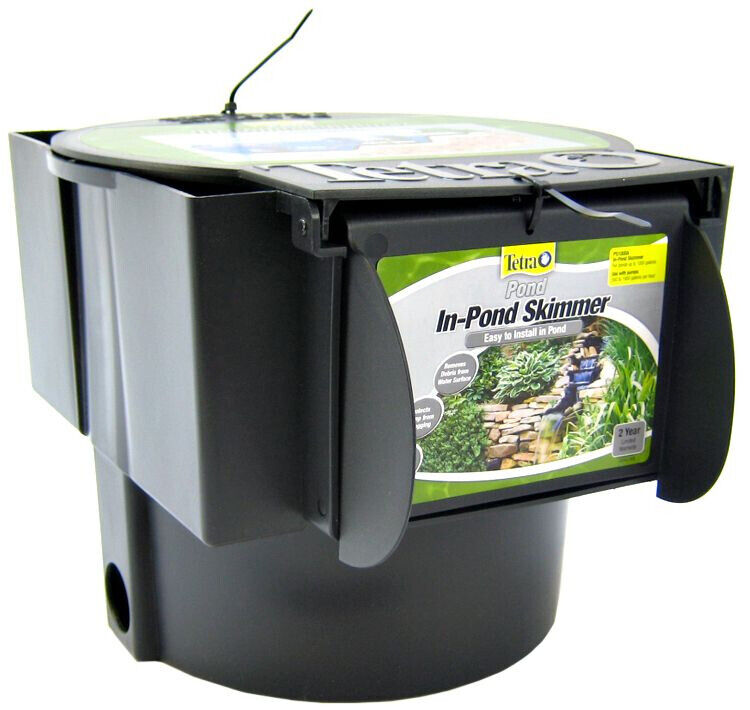 Tetra Pond In-Pond Skimmer - Ponds up to 1,000 Gallons