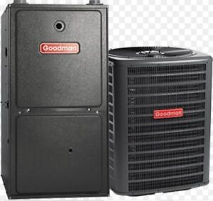 FURNACE - AIR CONDITIONER - TANKLESS - WATER TANKS - HEPA FILTER