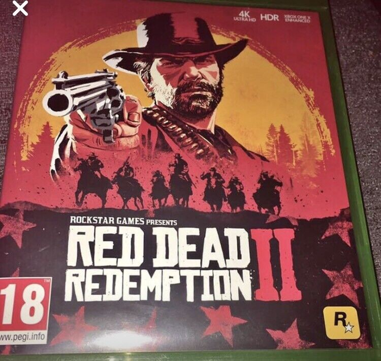 Red dead redemption 2 Xbox one   in Kirkcaldy, Fife   Gumtree