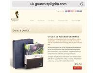 Gourmet Pilgrim Germany cookbook