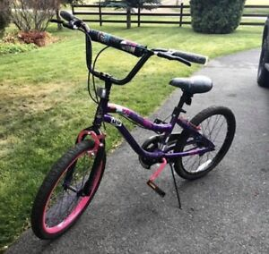 "Girls 20"" Monster High Mountain Bike"