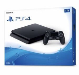 PS4 + Extra Controller Brand New