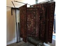 Carpet/ Rug Display Stand x 2