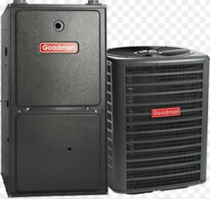 Lowest Prices on New Furnaces and A/C Units