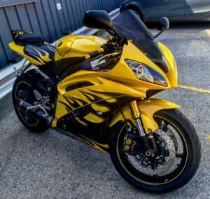 Selling Limited Edition 2008 Yamaha R6