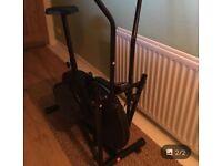 JLL elliptical trainer /exercise bike