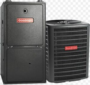 FURNACE - AIR CONDITIONER - HEPA FILTER - TANKLESS - WATER TANKS