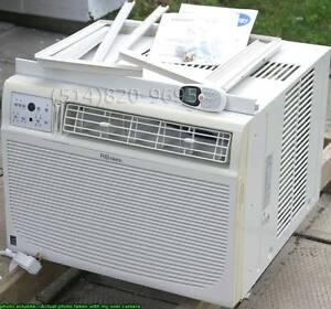 Air conditioner climatisé climatiseur 15000 btu AC 115 volts