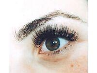 Eyelash extensions £40*