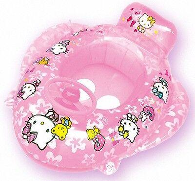 Hello Kitty Kinder Boot Schwimmboot Kinderboot Babyboot Schwimmring Schwimmhilfe