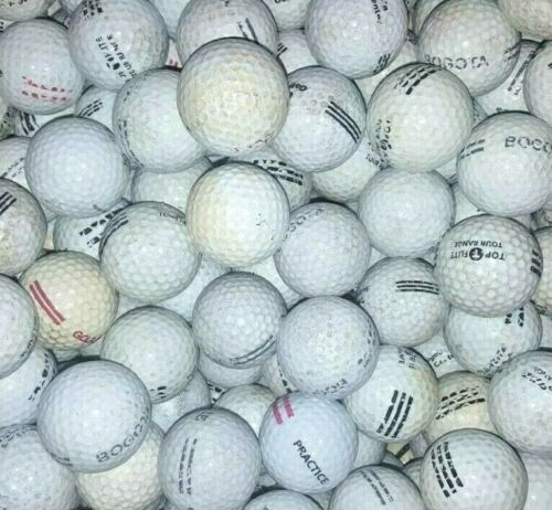 600 Hit Away/Shag Practice Used Golf Balls - Free Shipping
