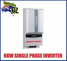 Aurora ABB 6kW grid tied Solar Inverter SINGLE PHASE Murarrie Brisbane South East Preview