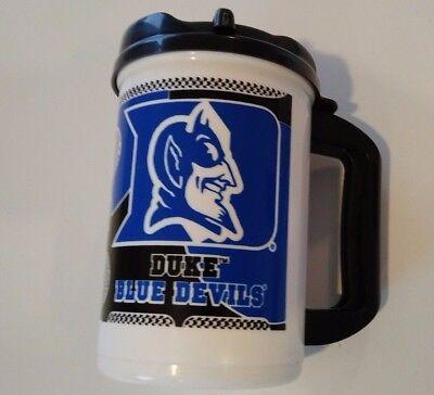 Devils Travel Mug - NCAA Duke Blue Devils 20 oz Plastic Travel Mug