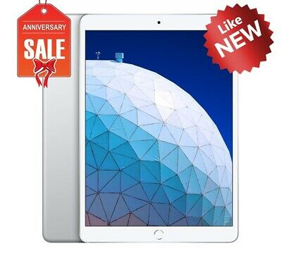 Apple iPad Air (3rd Generation) 64GB, Wi-Fi + 4G (Unlocked), 10.5in -