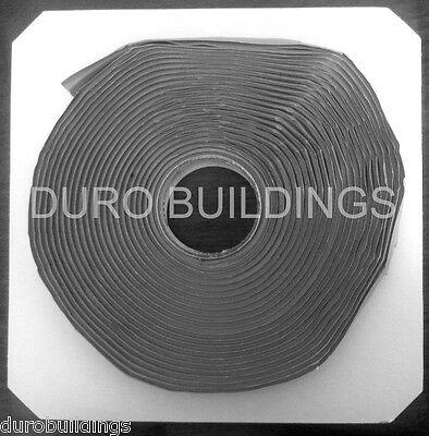 Duro Steel 6-40 Rolls 240 Double Bead Butyl 316x78 For Arch Bin Buildings
