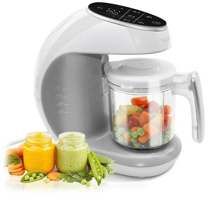 TCBunny Baby Food Maker Processor | 7 in 1 Meal Station