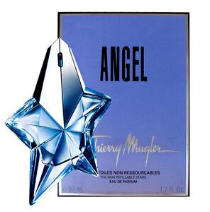 Brand New Thierry Mugler Angel 50ml Eau De Parfum For Women Sealed