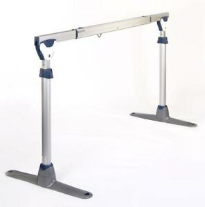 Free Standing Transportable rail system for overhead patient lift