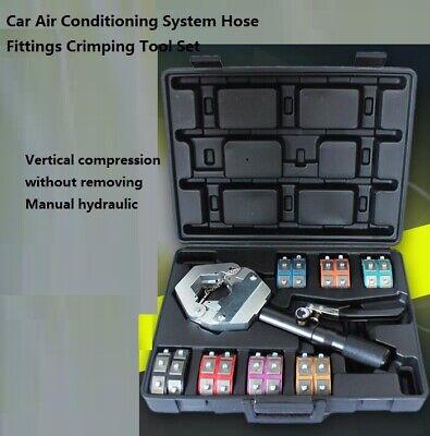 1500 Hydra-krimp Ac Hose Hydraulic Crimper Kit Air Conditioning System Hose Us