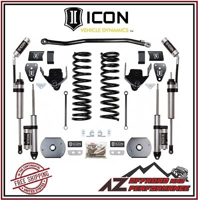 """ICON 2014- 2018 RAM 2500 4WD 4.5"""" Suspension System Stage 2 Lift Kit"""