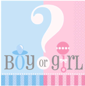 Looking for Gender Reveal Stuff!!