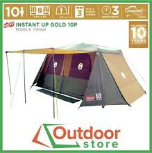 Coleman Instant-Up Gold Series Turbo Tent - 4, 6, or 10, Person Clayton Monash Area Preview