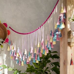 Lennon & Maisy PB Teen Tassel Decor