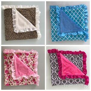 Brand new Minky baby blankets -  $15 each Auburn Auburn Area Preview