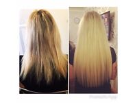 Mobile Hair Extensions - Luxury Quality - NanoRings / MicroRings / FusionBonds & MORE!
