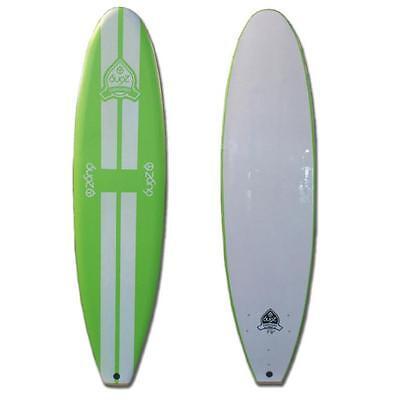 Surfboard BUGZ BASIC Softboard 8.0 Soft Surfbrett Wellenreiter Anfänger