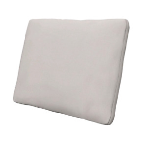 White - Ikea couch cushions and Karlstad covers (58x48 cm)