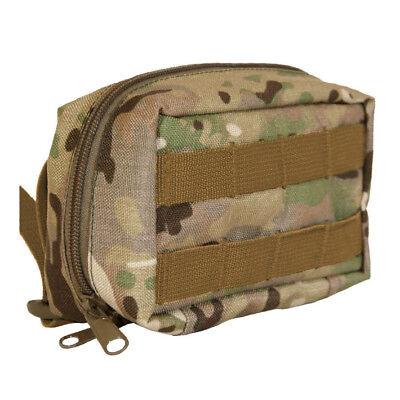 Wisport Emt Eerste Hulp Army Medical Kit Molle System Zak Trekking Multicam Camo