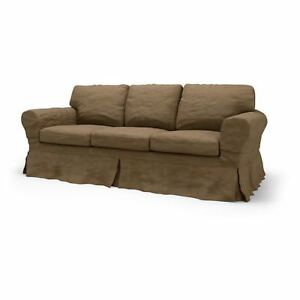 IKEA Ektorp Covers like new for Couch, Loveseat, Chair and Ottom