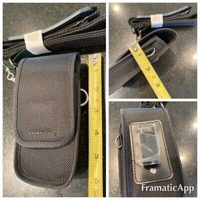Radio Strap Firefighter Ems Emt Shoulder Holder Duty Holster Belt Phone Scanner