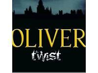 OLIVER TWIST musical