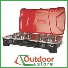 Coleman Hyperflame Fyrecadet & Fyreknight 2 burner Stove Cookers Clayton Monash Area Preview