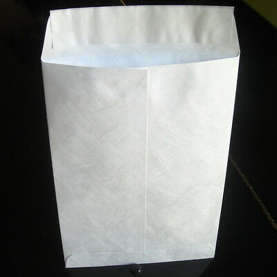 6 X 9 Tyvek Envelopes 500lot Bulk Featherlight 11lb Postage Savers