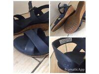 Timberland sandals size 5