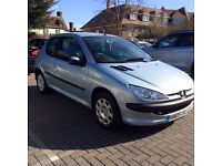 Peugeot 206 2.0 HDi Hatchback 3dr Diesel Manual - £1195 ONO