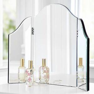 Tri Fold Vanity Mirror Ebay